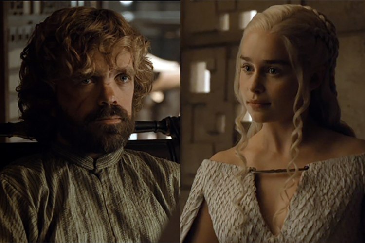 Tyrion and Daenerys Have a Conversation: An Unnecessarily In-Depth 'Game of Thrones' SceneStudy