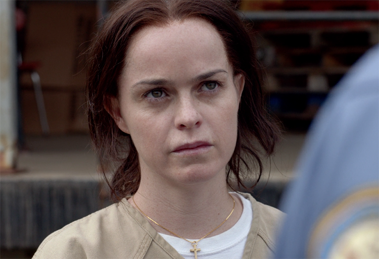 """Of Donuts, Mountain Dew, and Molasses: 'Orange is the New Black' recap for 'A Tittin' and aHairin"""""""