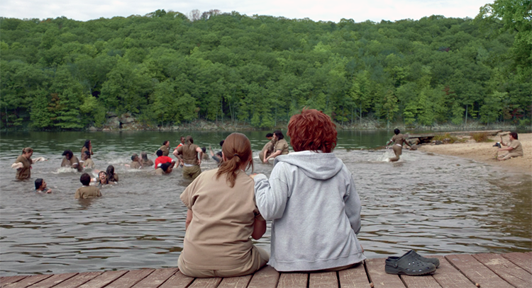 God is a Verb: 'Orange is the New Black' recap for 'Trust NoBitch'