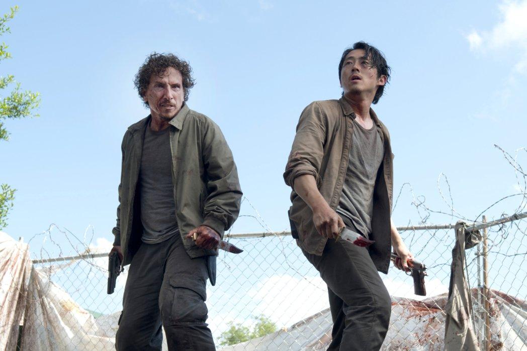 They Walk, We Run: 'The Walking Dead' says 'ThankYou'