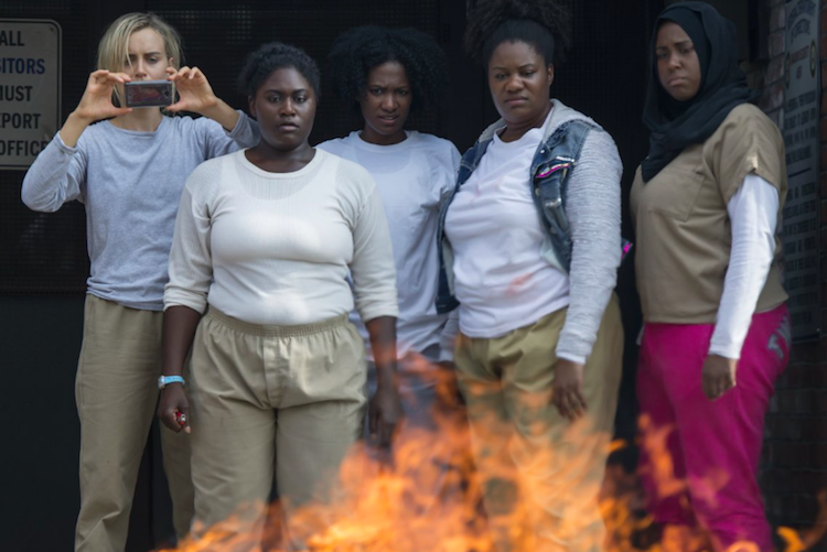 Slowing the Clock and Losing Track: 'Orange is the New Black' SeasonFive