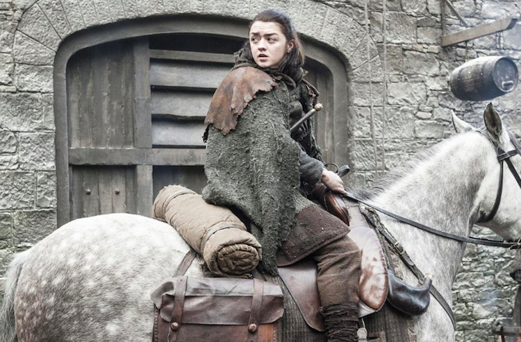 """Worlds and Crossbows Colliding: Making Moves in """"Stormborn"""" on 'Game ofThrones'"""