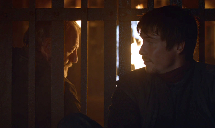 davos and gendry