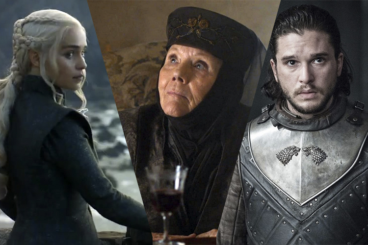 """'Game of Thrones' Power Rankings for """"The Queen'sJustice"""""""